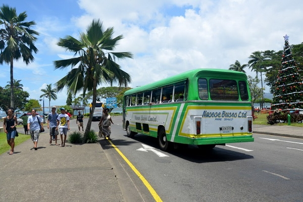 Город Нанади, Фиджи