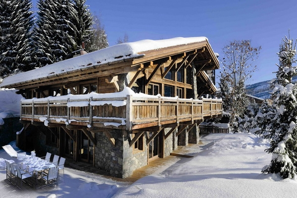 Элитное шале Brikell в Швейцарии