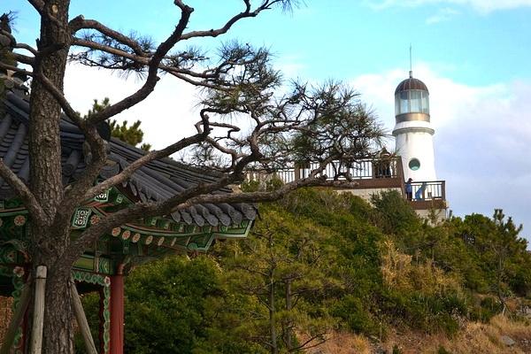 Парк «Тхэджондэ», Южная Корея