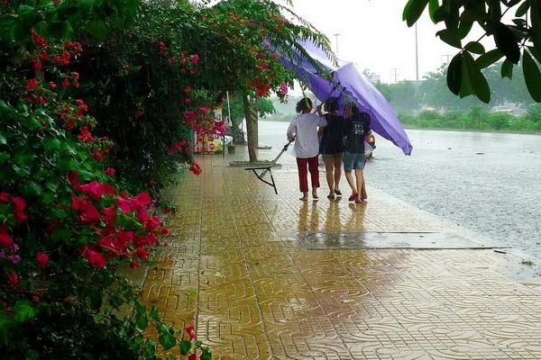 Таиланд. Климат