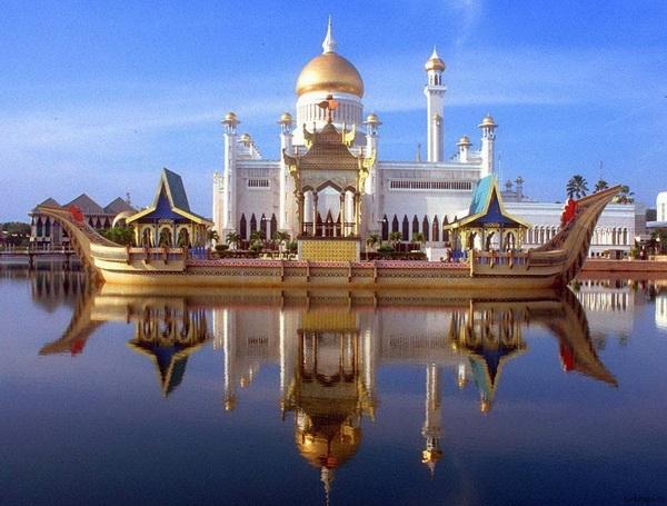 Достопримечательности Брунея
