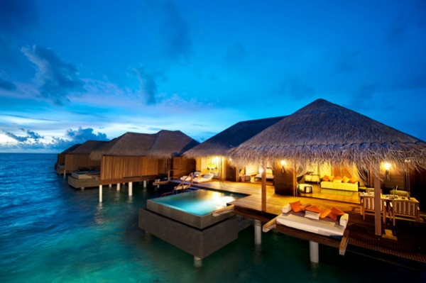 Отель на Мальдивах - Ayada Maldives