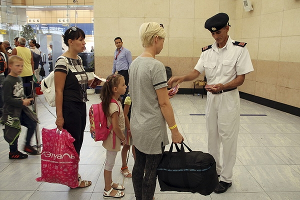 Туристические правила безопасности